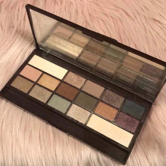 Makeup Revolution Makeup Gently Used Eyeshadow Palette Poshmark
